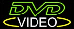 dvd video sign